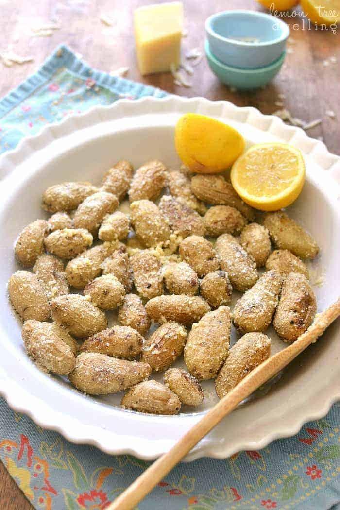Lemon Parmesan Roasted Potatoes 3b