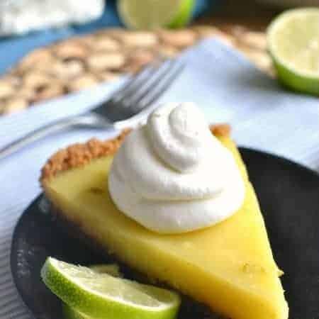 Skinny Key Lime Pie 3c