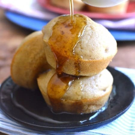 Maple Bacon Pancake Muffins 1