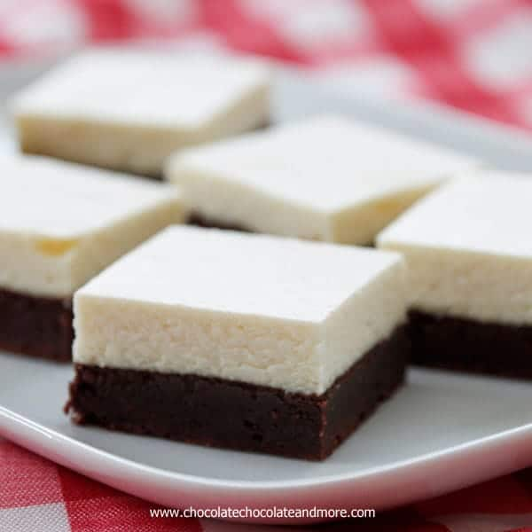 14 Fabulous Brownie Recipes #chocolateforjoan