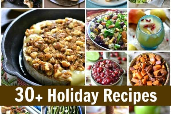 30 Holiday Recipes Collage 3