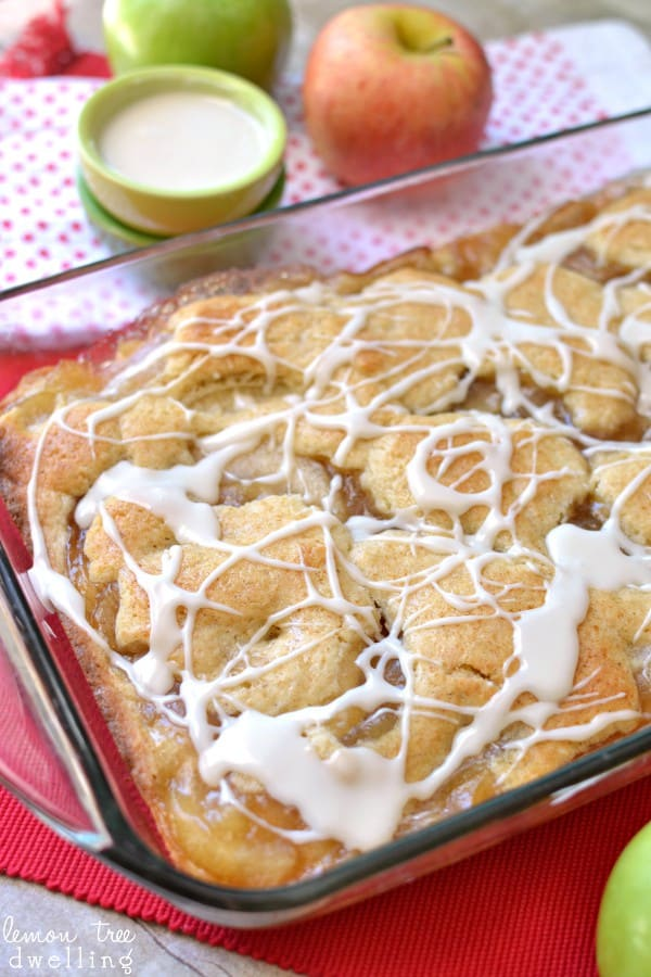 Apple Pie Bars 4