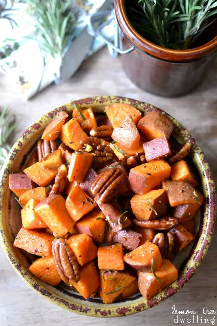 Rosemary Sweet Potatoes 6