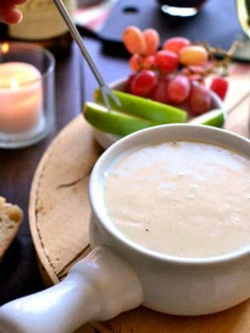 Enjoy a Fondue Date Night at home with these 5 simple planning tips! Keep the magic alive and well by enjoy a quiet night in!