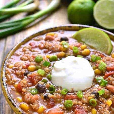 Quinoa Taco Soup 2d