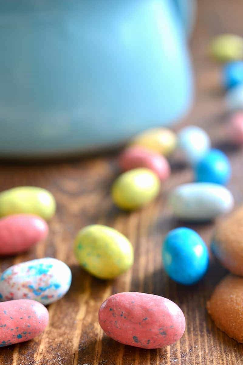 This Robins Egg Dip is smooth, creamy, and filled with the delicious flavor of malted milk balls. The perfect last minute addition to your Easter menu....and a great way to use up your leftover candy!