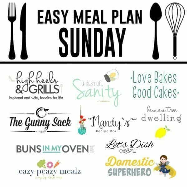 Meal Plan Week 44