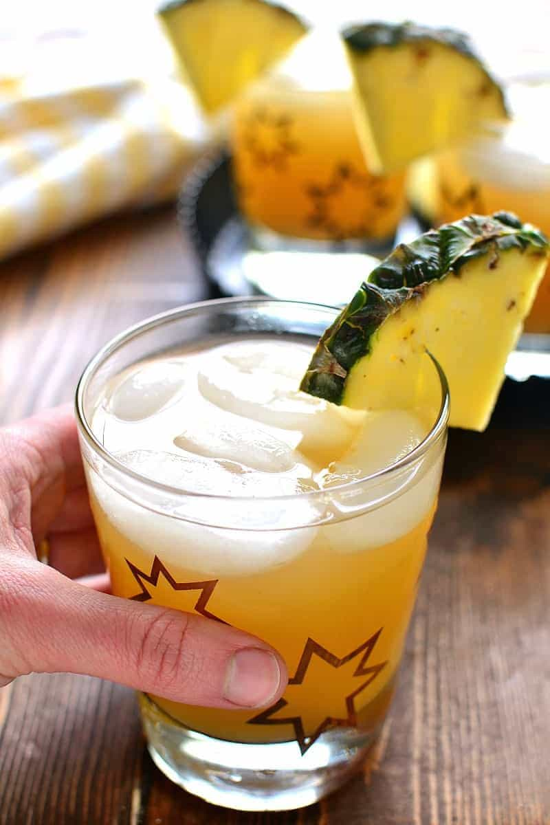 This Pineapple-Vanilla Breeze Cocktail is like sunshine in a glass! It's deliciously sweet, tropical, and bursting with creamy vanilla flavor. The perfect drink for spring, summer, or anytime you need a little sunshine in your life!
