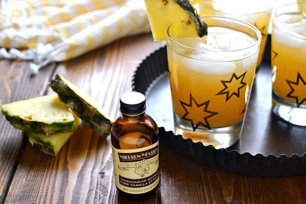 Pineapple Vanilla Malibu 6