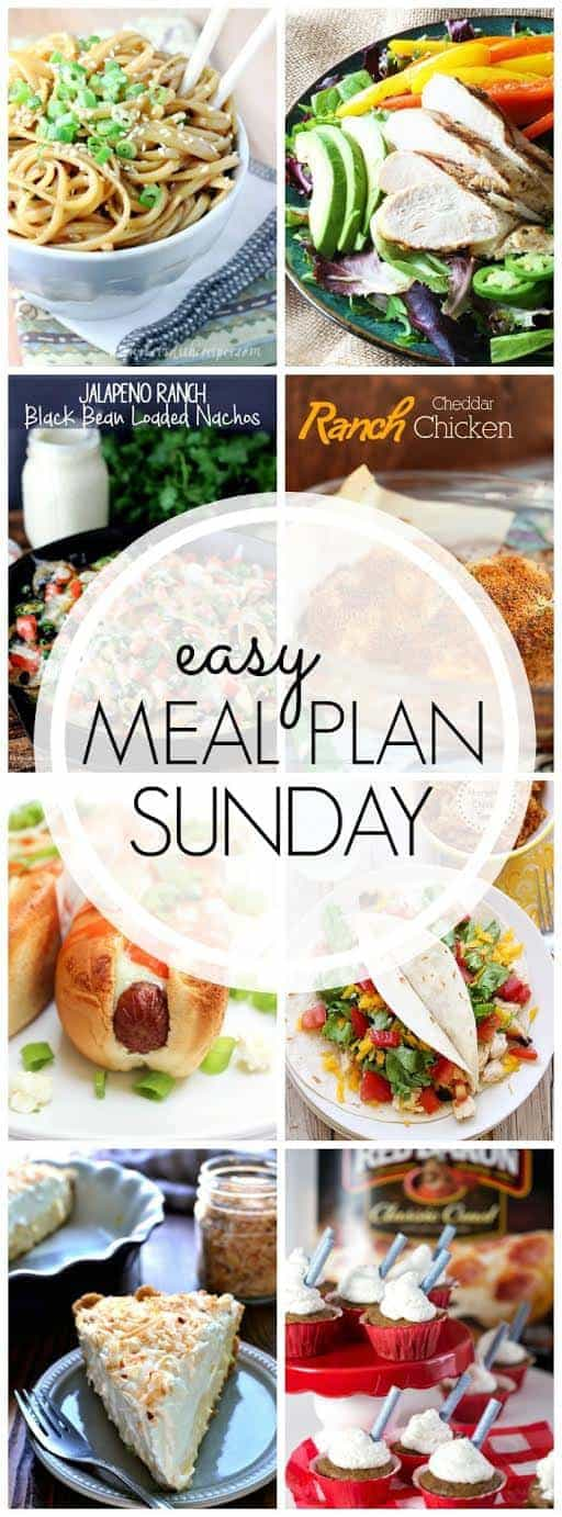 Easy Meal Plan 46 Long