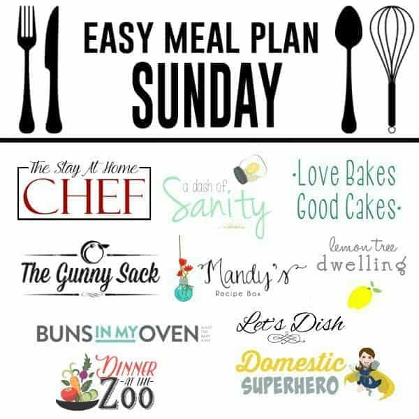 Meal Plan Week 50 Logos