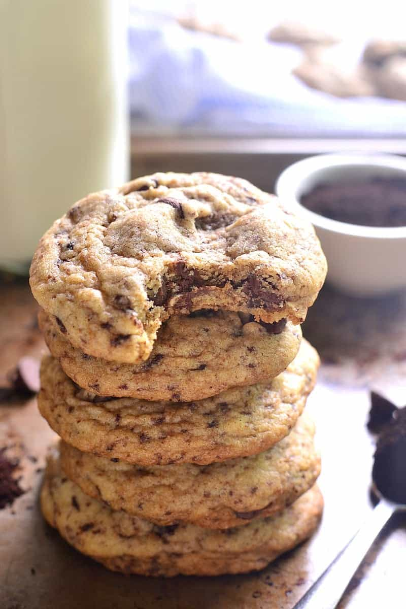 Espresso Chocolate Chip Cookies | Lemon Tree Dwelling