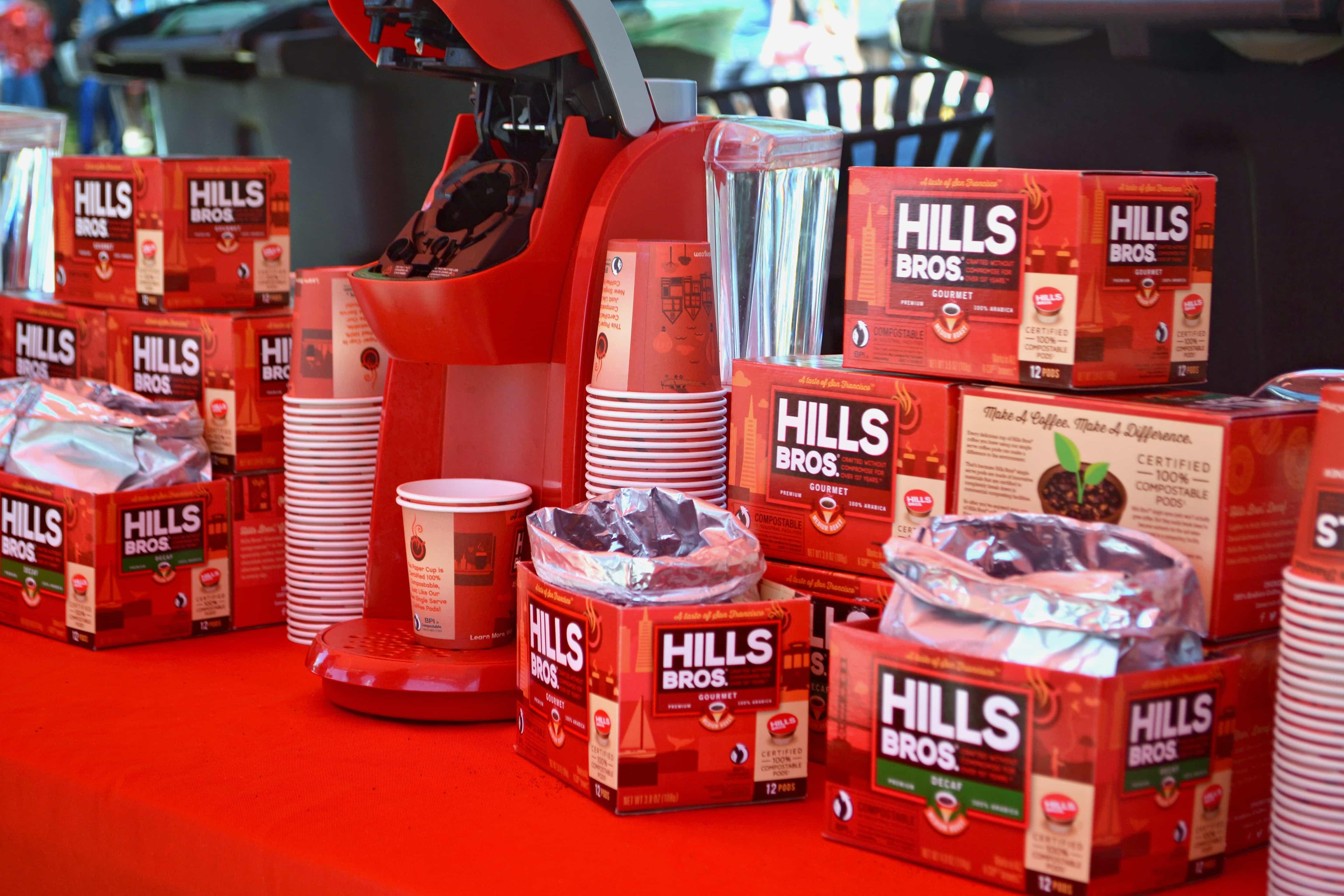 Hills Bros 18b