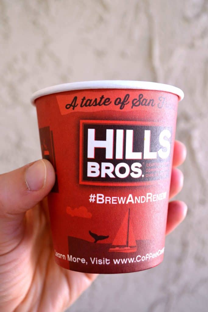 Hills Bros 8