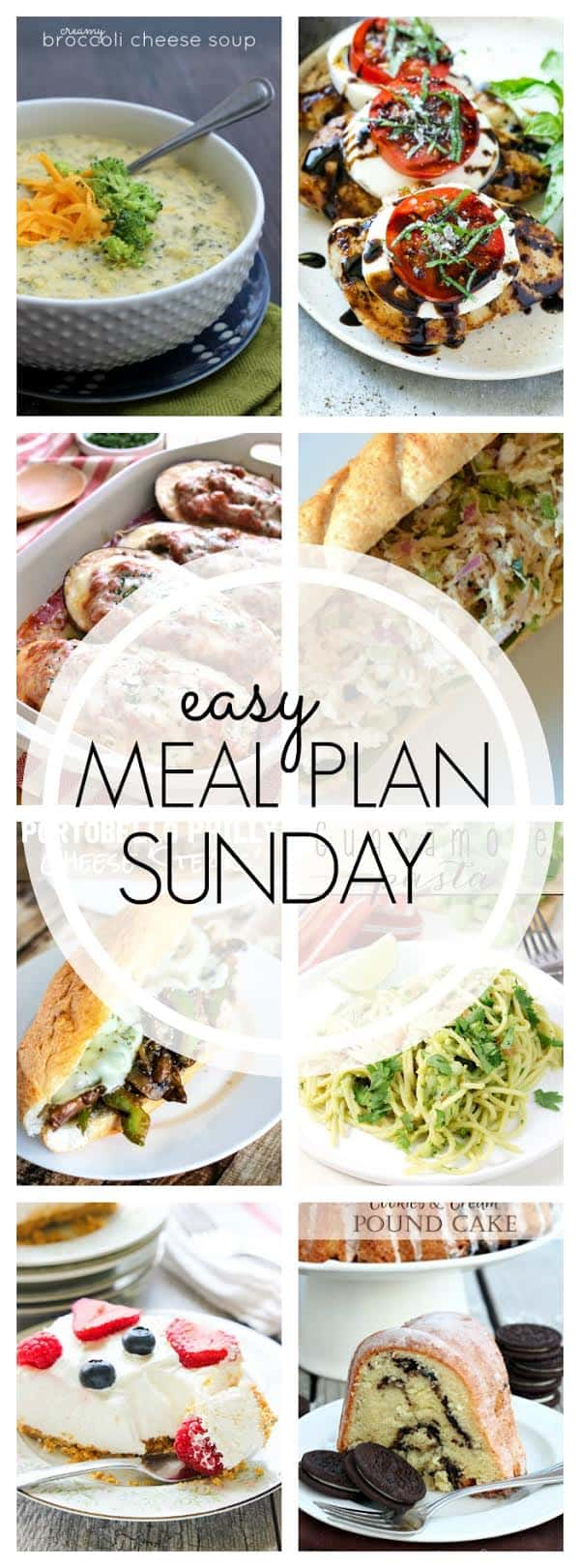 The BEST Easy Meal Plan that literally does the work for you!