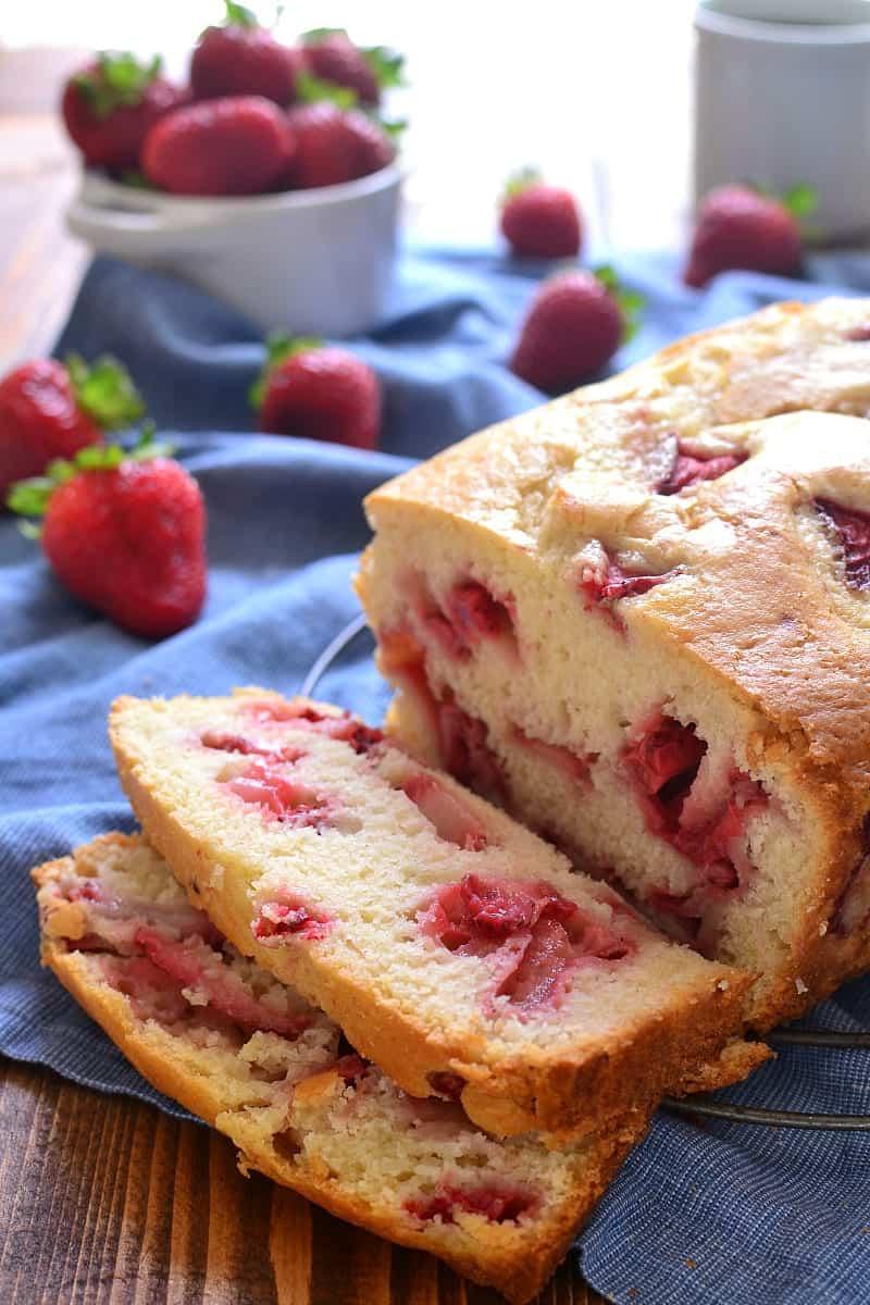 Strawberry Bread 5