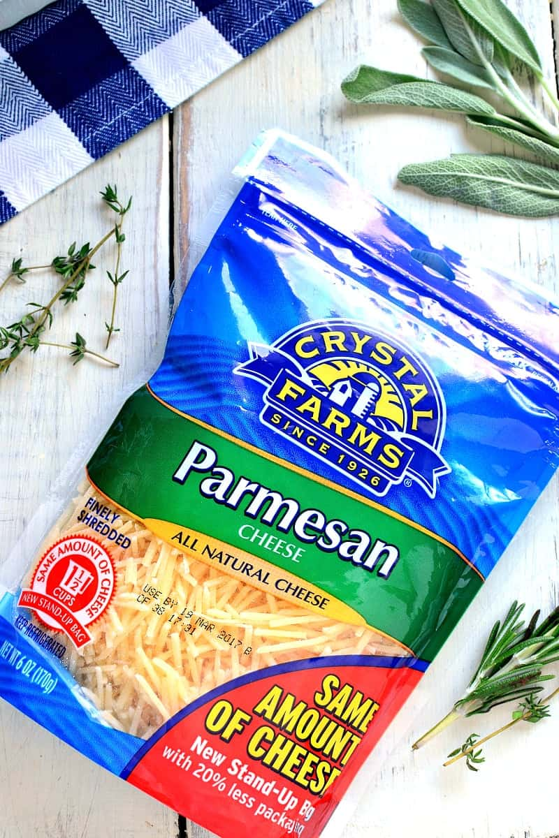 Crystal Farms Parmesan Cheese