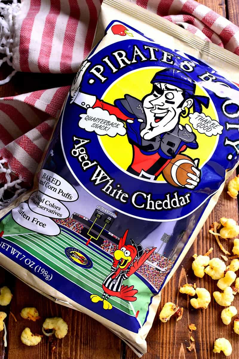 Pirates Booty Aged White Cheddar Puffs