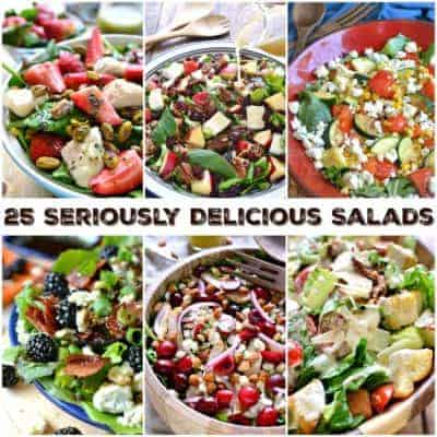 25 Seriously Delicious Salads