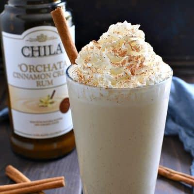 Boozy Cinnamon Dolce Milkshake