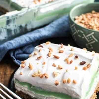 Pistachio Lush Dessert