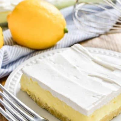 Layers of Lemony Love