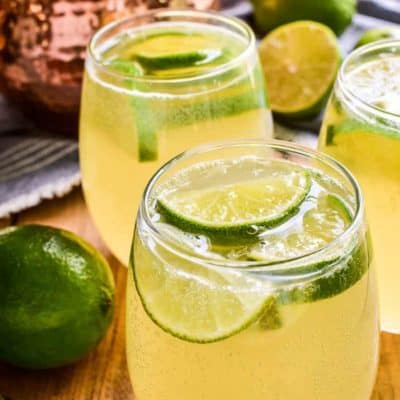 Moscow Mule Sangria