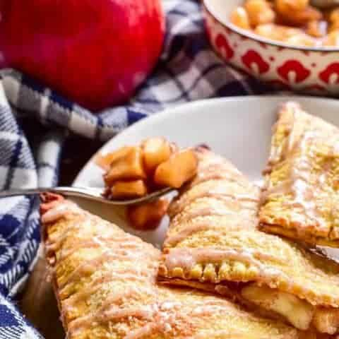 Apple Brie Turnovers