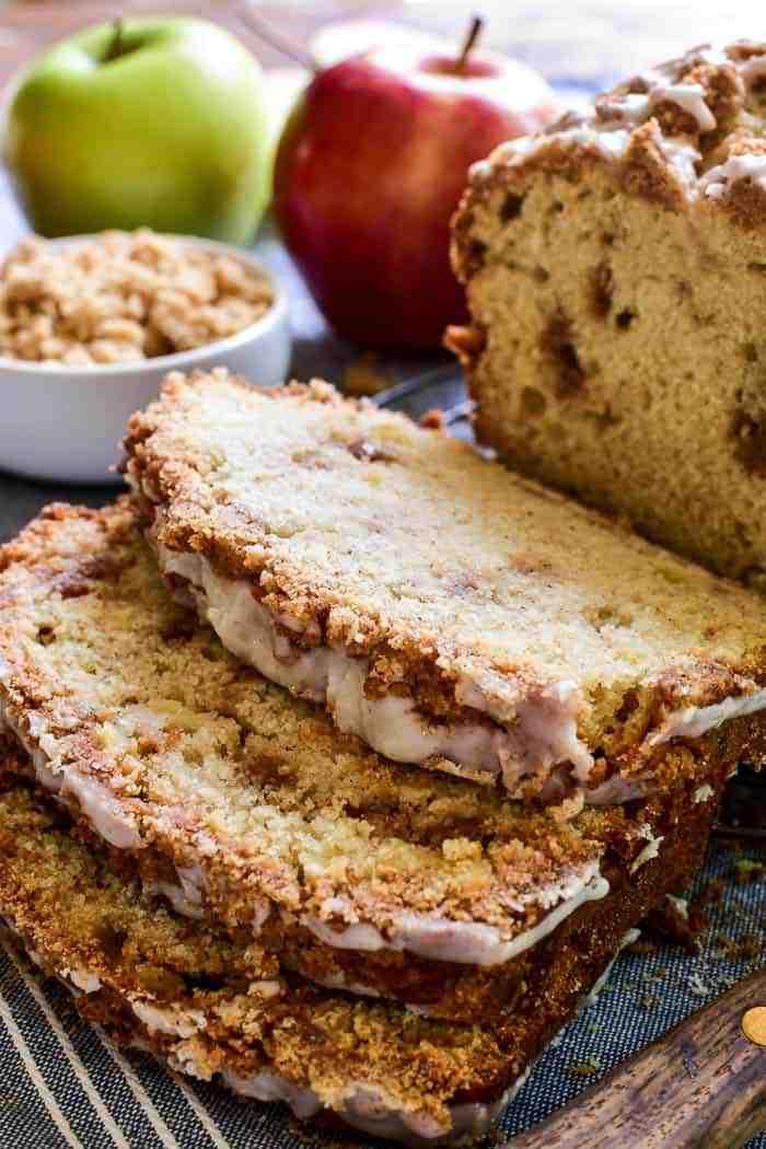 Apple Pie Bread Lemon Tree Dwelling
