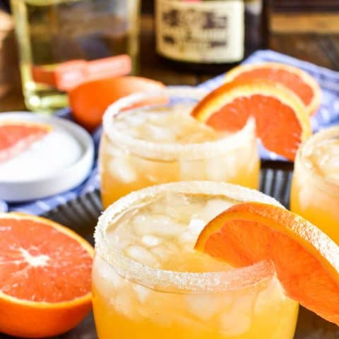 Orange Margaritas