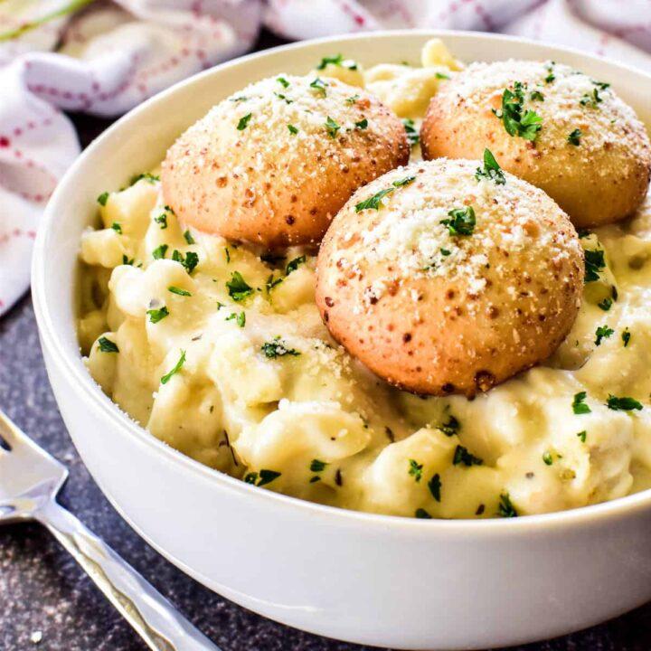 Italian Mac and Cheese
