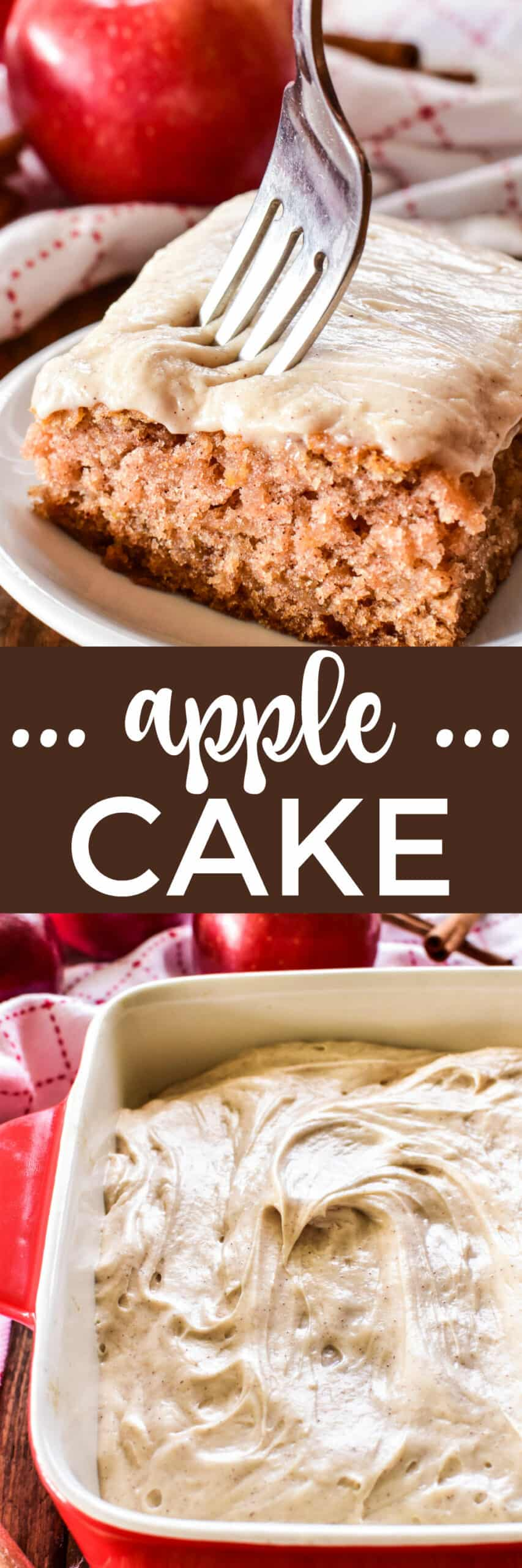 Apple Cake collage image